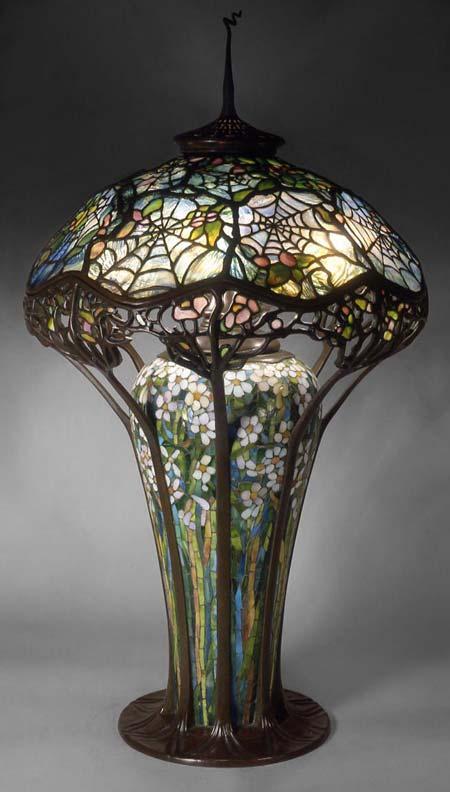 Paul Crist Studios Cobweb Lamp