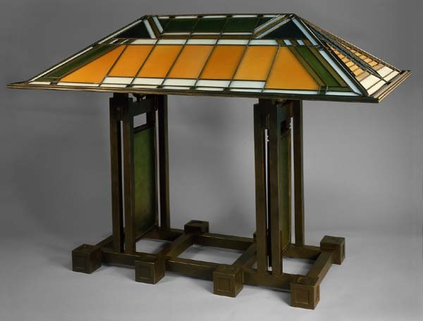 Frank Lloyd Wright Lamp